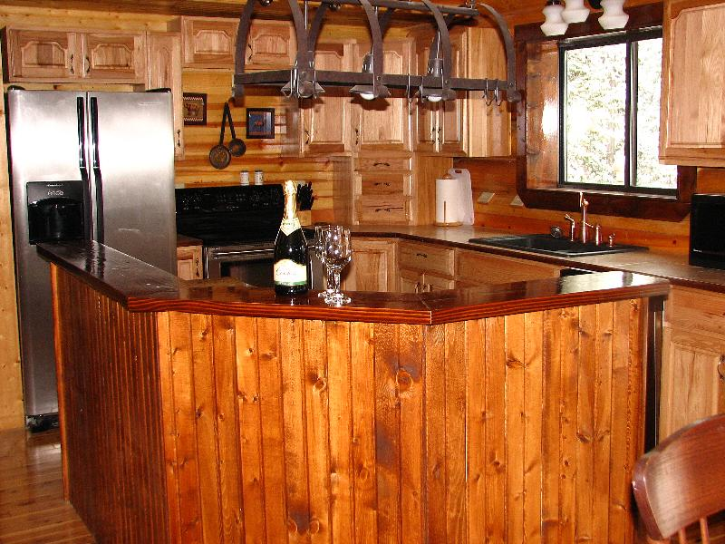 The Cabin Is Approximately 3000 Sq Feet Including The